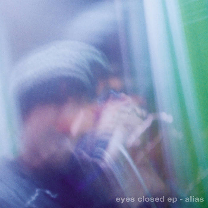 Eyes Closed EP album cover art