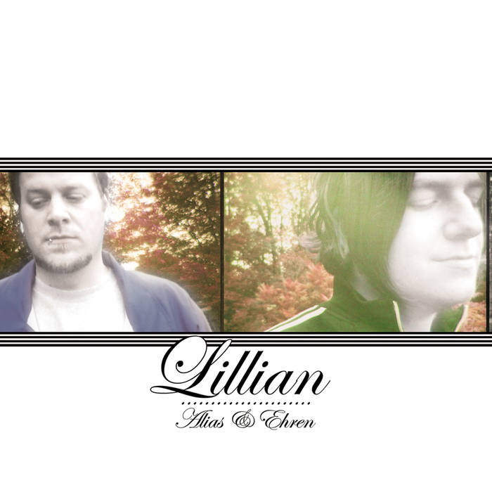 Lillian album cover art