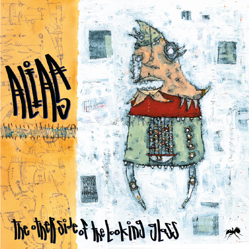 The Other Side of the Looking Glass album cover art